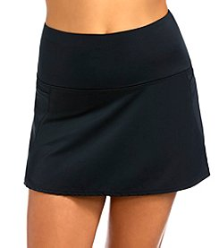 Active Spirit Solid Swim Skirt