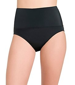 Active Spirit High Waist Bikini Bottoms
