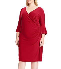 Chaps Plus Size Bronte Dress