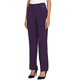 Tahari Straight Leg Pants