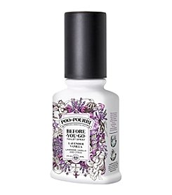 Poo-Pourri Before You Go Toilet Spray Lavender Vanilla, 2 oz.