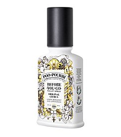 Poo-Pourri Jumbo Before You Go Toilet Spray Original Citrus, 4 oz.