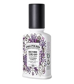 Poo-Pourri Jumbo Before You Go Toilet Spray Lavender Vanilla, 4 oz.