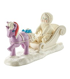 Department 56 Snowbaby Lead The Way Powder Figurine