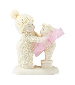 Department 56 Snowbabies But I Wanted A Baby Brother Figurine