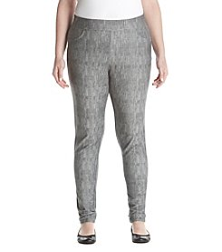 MICHAEL Michael Kors Plus Size Classic Wash Leggings