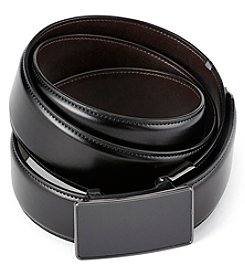 John Bartlett Statements Click Plaque Dress Belt