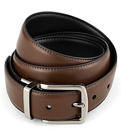 John Bartlett Statements Stretch Leather Belt