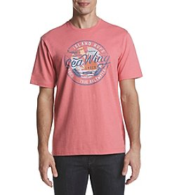 IZOD Men's Saltwater Sea Wing Graphic Tee