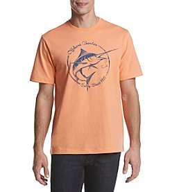 IZOD Men's Salty Swordfish Graphic Tee