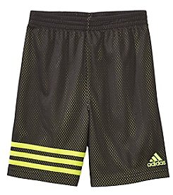 adidas Boys' 2T-7X Defender Impact Shorts