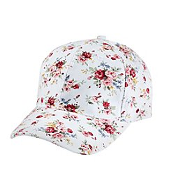 Collection 18 Ditsy Rose Baseball Hat