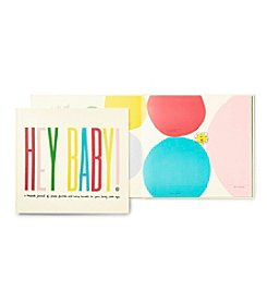 kate spade new york Hey Baby First Year Book