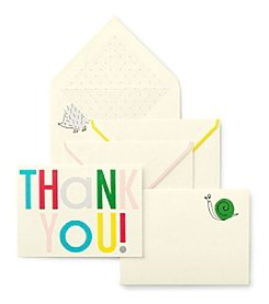 kate spade new york Thank You Card Set