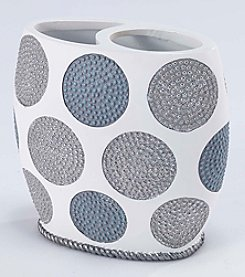 Avanti® Dotted Circles Toothbrush Holder