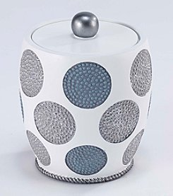 Avanti® Dotted Circles Covered Jar
