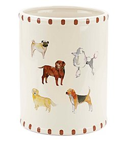 Avanti® Dogs On Parade Wastebasket