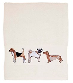 Avanti® Dogs On Parade Bath Towel