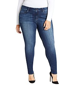 William Rast Plus Size Perfect Skinny Jeans