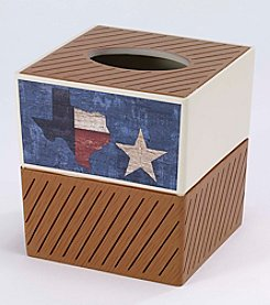 Avanti® Home Sweet Texas Tissue Cover