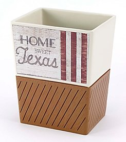 Avanti® Home Sweet Texas Wastebasket