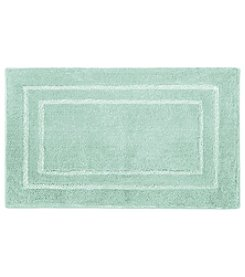 Laura Ashley Pearl Double Border Bath Mat