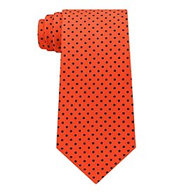 Tommy Hilfiger Men's Polka Dot Silk Tie
