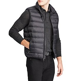 Polo Ralph Lauren Men's Big & Tall Packable Down Vest