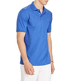 Polo Ralph Lauren Men's Big & Tall Classic Fit Soft-Touch Polo