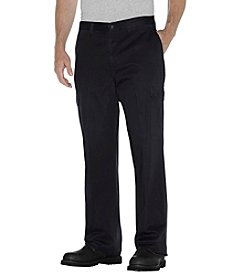 Dickies Men's Big & Tall Loose Fit Cargo Work Pant