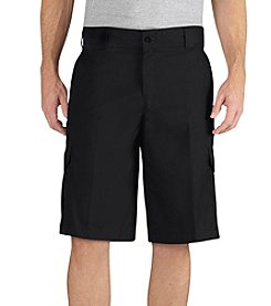 Dickies Men's Relaxed Fit Mechanical Stretch Cargo Short