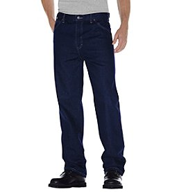 Dickies Men's Big & Tall Relaxed Straight Fit 5-Pocket Denim Jean