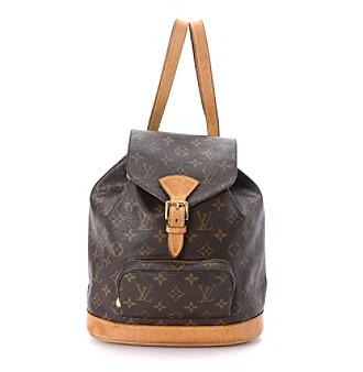 Louis Vuitton Montsouris MM Backpack - Vintage 29c668cdfa4b4