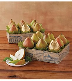 Harry and David 2 Boxes of Royal Riviera Pears
