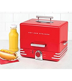 Nostalgia Electrics® Diner Style Hot Dog Steamer