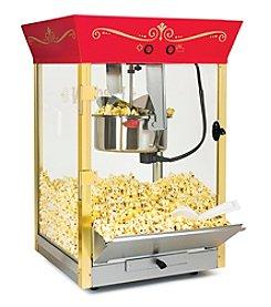 nostalgia electrics commercial tabletop popcorn popper