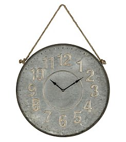 The Pomeroy Collection Mayfield Wall Clock
