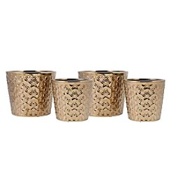 The Pomeroy Collection Set of 4 Astria Planters