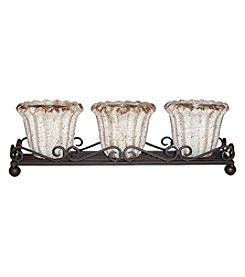 The Pomeroy Collection Jardin Wavy Triple Planter