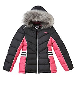 Hawke & Co. Girls' 7-16 Puffer Jacket