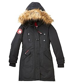 Weatherproof Girls' 7-16 Heavyweight Coat