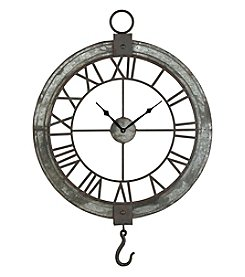 The Pomeroy Collection Homefront Wall Clock