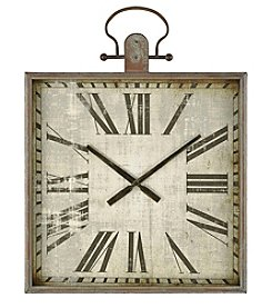 The Pomeroy Collection Cornersmith Wall Clock