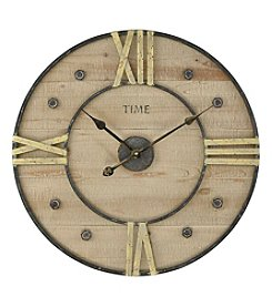 The Pomeroy Collection Cambridge Wall Clock