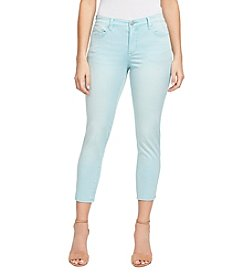 Bandolino Cropped Skinny Jeans