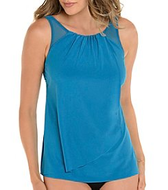 Miraclesuit Flow Layer Tankini Top