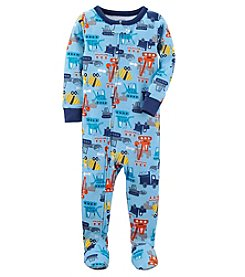 Carter's Baby Boys' 12M-5T 1 Piece Construction Snug Fit Cotton Pjs