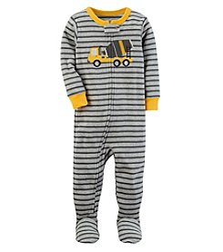 Carter's Baby Boys' 12M-5T Mixer Zip Up Sleep And Play