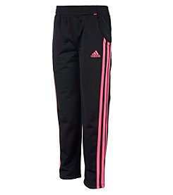 adidas Girls' 2T-6X Warm Up Tricot Pants