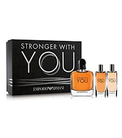 Giorgio Armani Stronger With You 3 Piece Gift Set